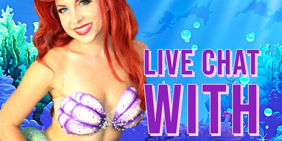 Personal Zoom Chat with Ariel!