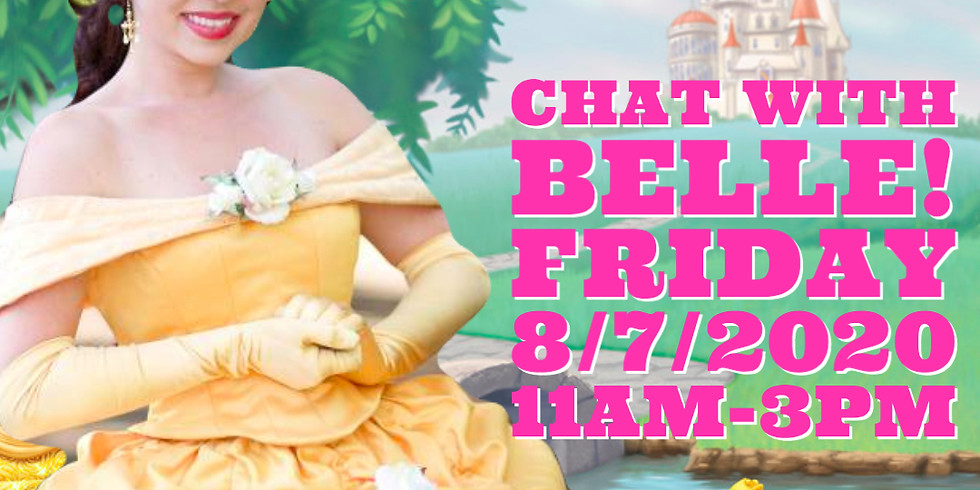 Live Chat with Belle!