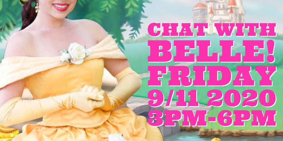 Bedtime Stories with Belle! Eastern Time Zone