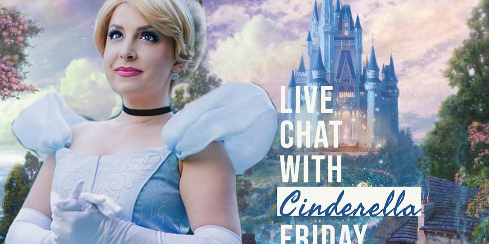 Personal Zoom Chat with TinkerBell!