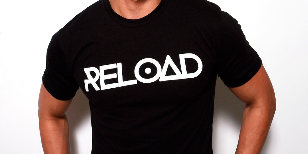 PALM SPRINGS WEEKEND PASS + RELOAD T-SHIRT