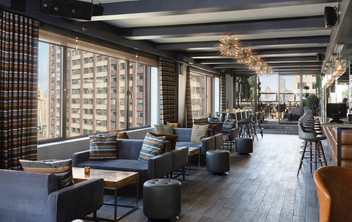 Arteriors At The Empire Rooftop Hotel