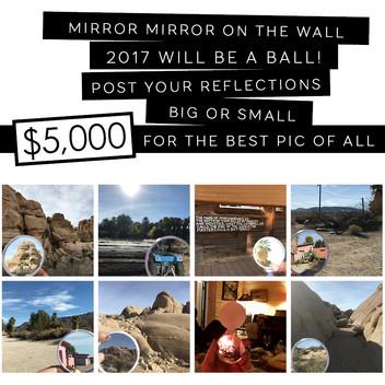 Mirror Image #ReflectWorldwide $5000 Giveaway