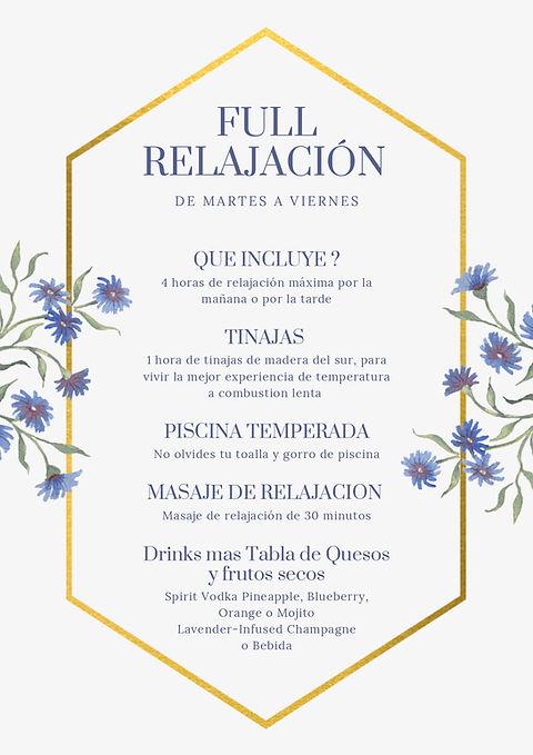 FULL RELAJACION 01