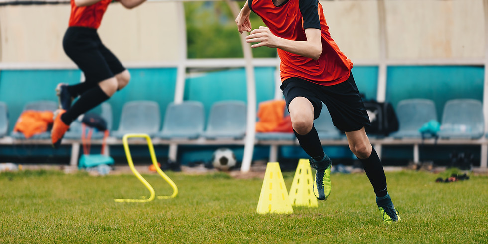 Spartans FC Speed & Agility Clinics 7PM Session