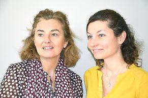 fondatrices ecole Academie de reflexologie traditionnelle