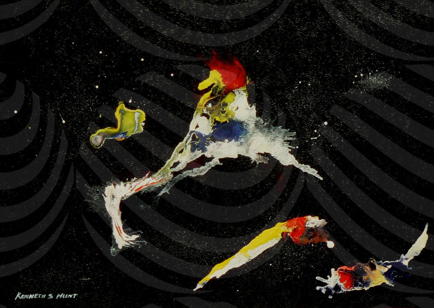 24 Horsehead Nebular
