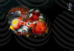 70 Splash of colour 3