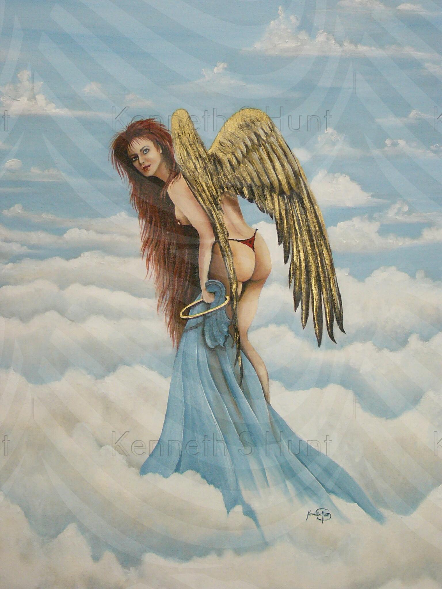 86 Fallen Angel