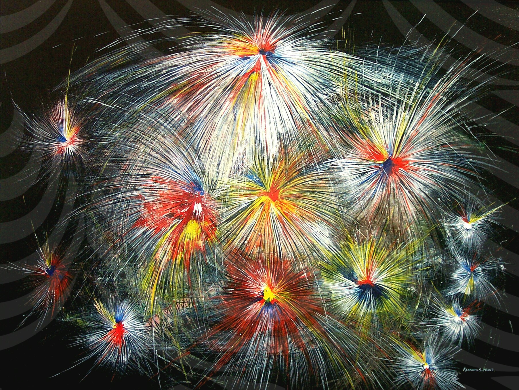 37 Fireworks