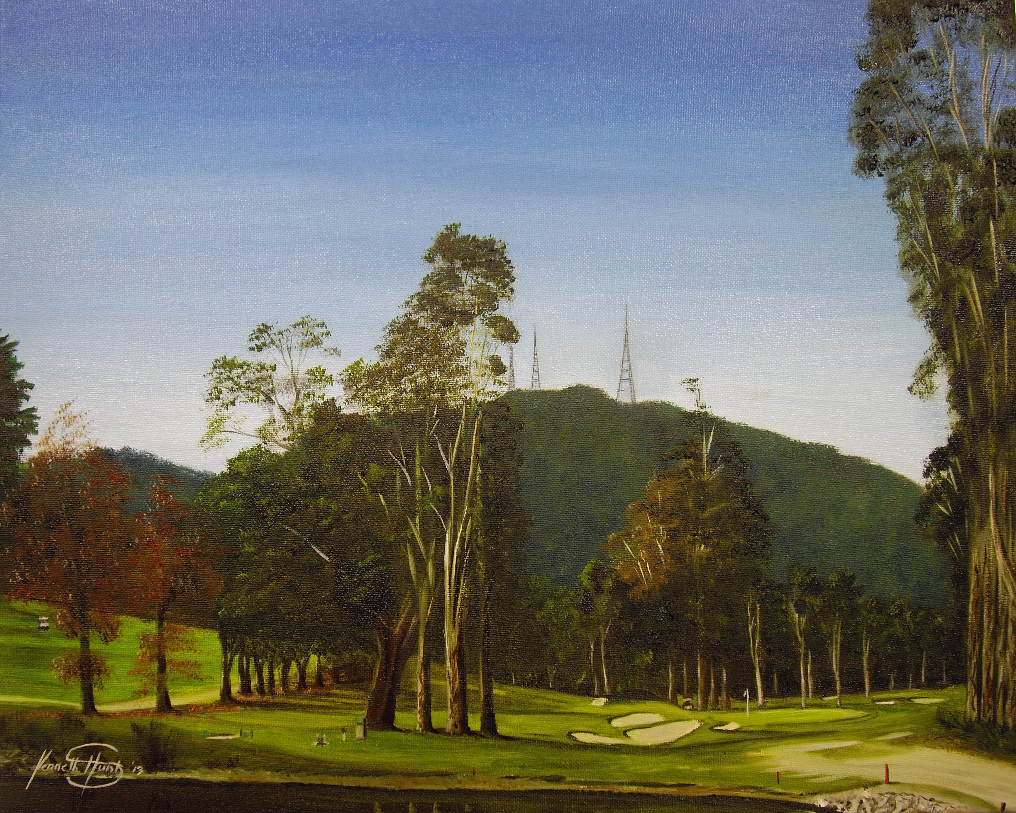 The Mount Dandenong Distraction