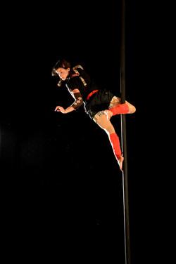 Violaine ARROUY - Théâtre St Loui - Mât