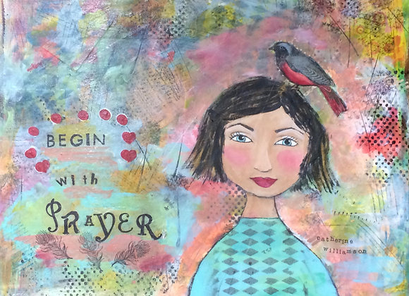 Begin with Prayer