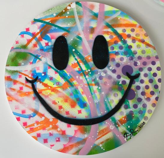 Wood Graf Smile