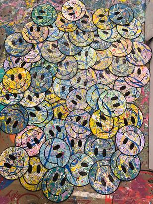 """10"""" Paper Smileys"""