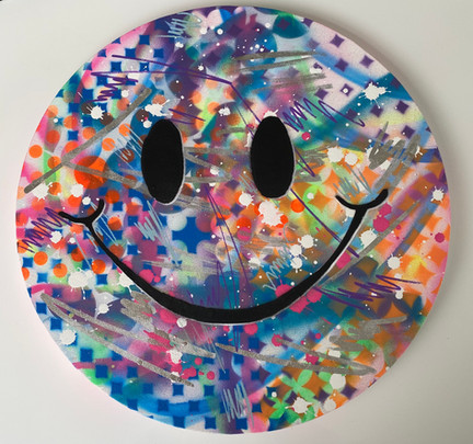 Smile On Canvas