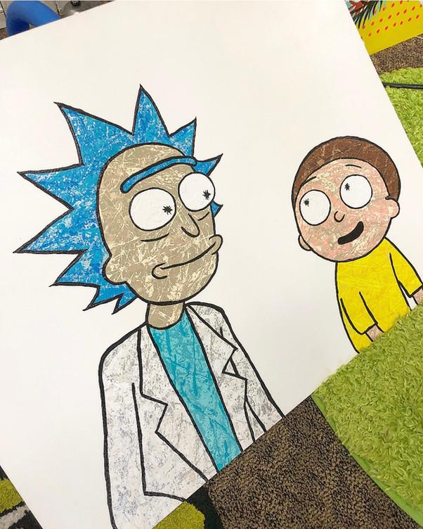 Ricky & Morty