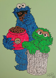 Cookie Grouch