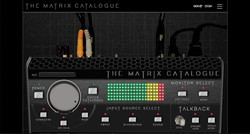 The Matrix Catalogue