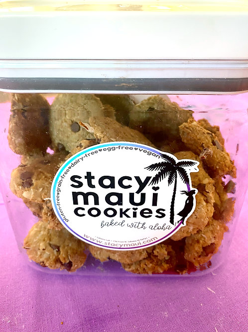 For Maui Locals: StacyMauiCookies Club (Two Dozen Cookies + Cookie Jar)