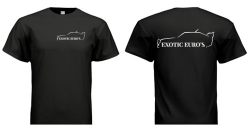 Exotic Euro's T-Shirt