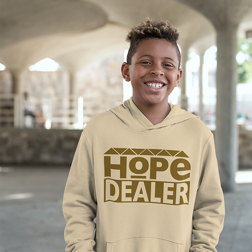 Natural Hope Hoodie (Youth)