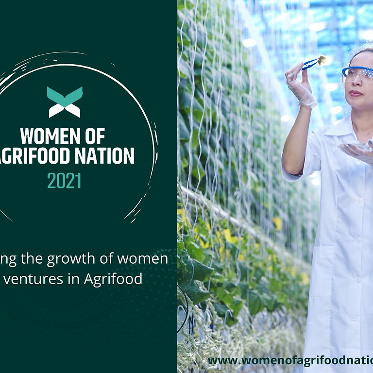 Women of Agrifood Nation Final Competition Pitching Event