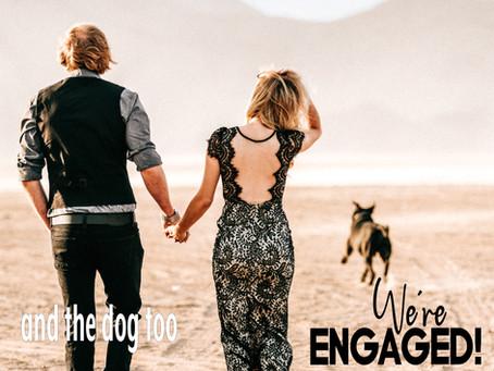 Brooke + Robbie - Dumont Dunes Engagement