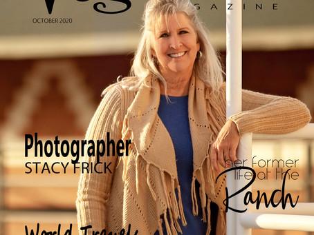 Vegas Life Magazine - Stacy Frick Owner