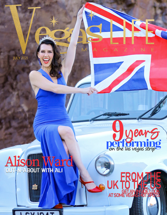 Vegas LIFE magazine Out N About with Ali