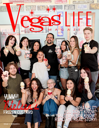 Vegas LIFE magazine Nielsens Frozen Custard Issue 2 version 8 August 2021