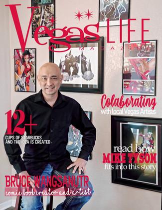 Vegas Life Magazine - Bruce Wangsanutr