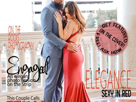 Photos in Vegas, Engaged in Texas - Ehsan + Elisha
