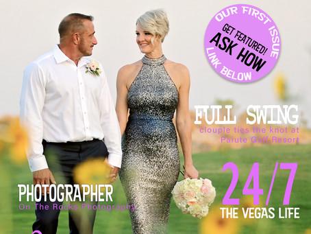 Local Vegas Couple - Suellyn + Joe