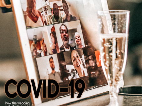 Covid Weddings - The Changed Industry
