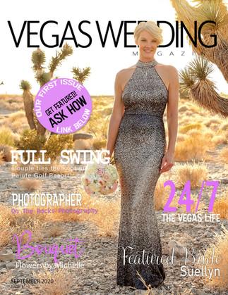 vegas wedding magazine Suellyn