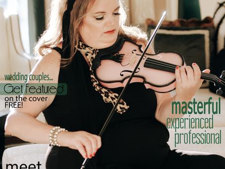 Susie Shortt  - Talented,  Masterful Wedding Violinist