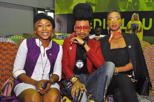 The Speakers: Rhoda Ebun, Denrele, Angel Obasi