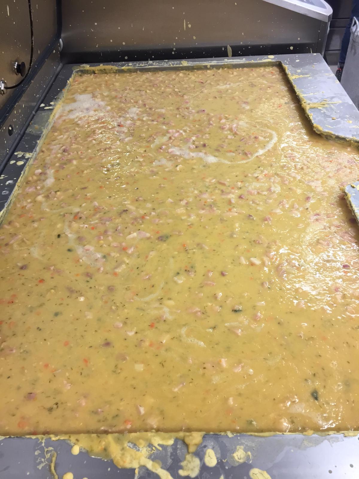 200 Liter feini Suppe