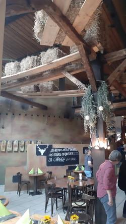 wunderschöns Restaurant
