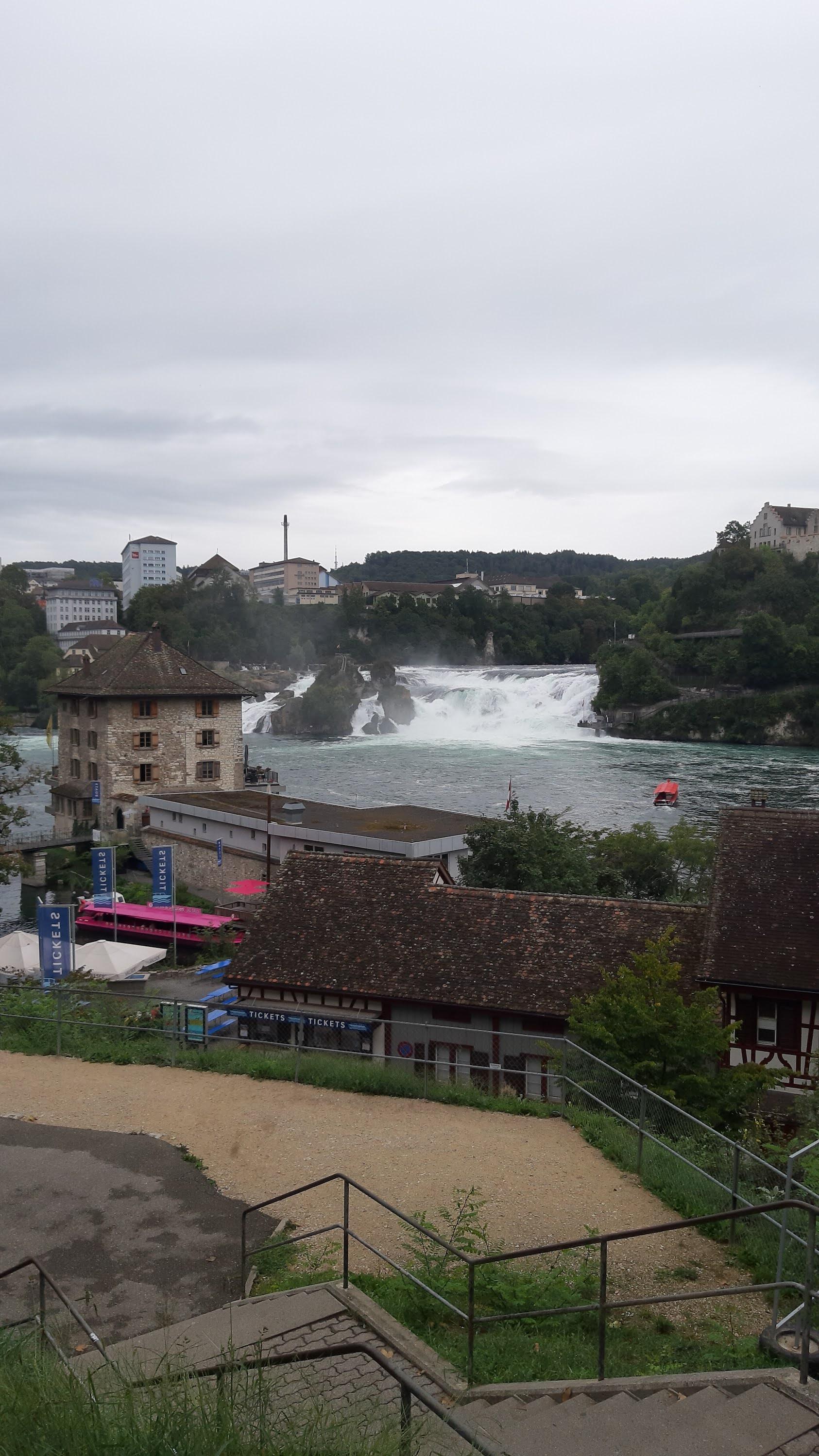 Rheinfall bim acho