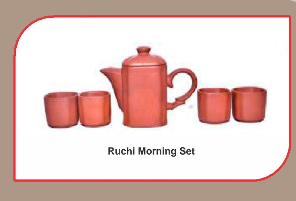 Ruchi Morning Set