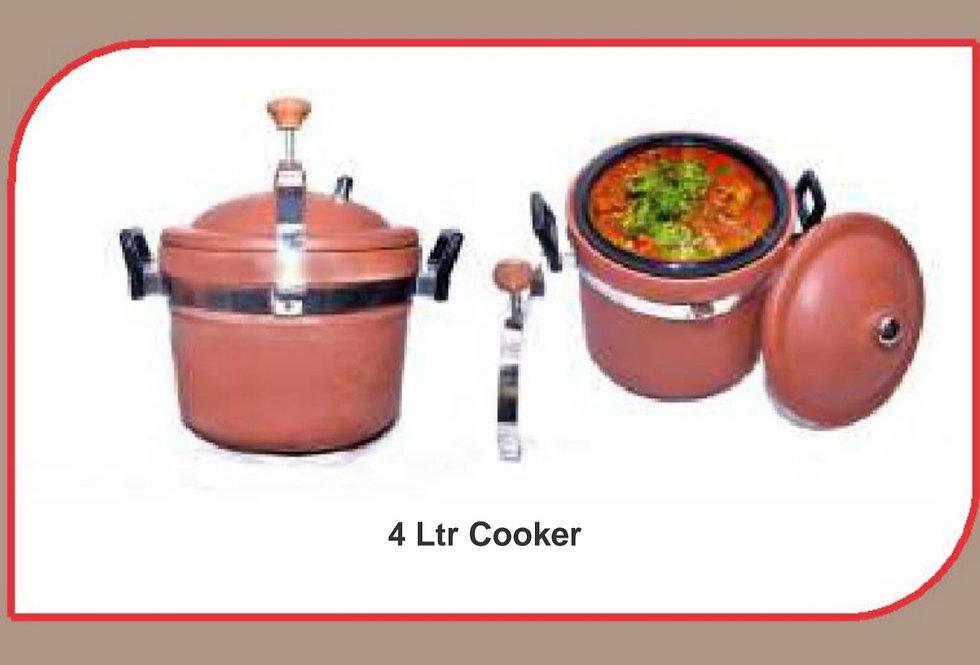 Cooker 4 Ltr