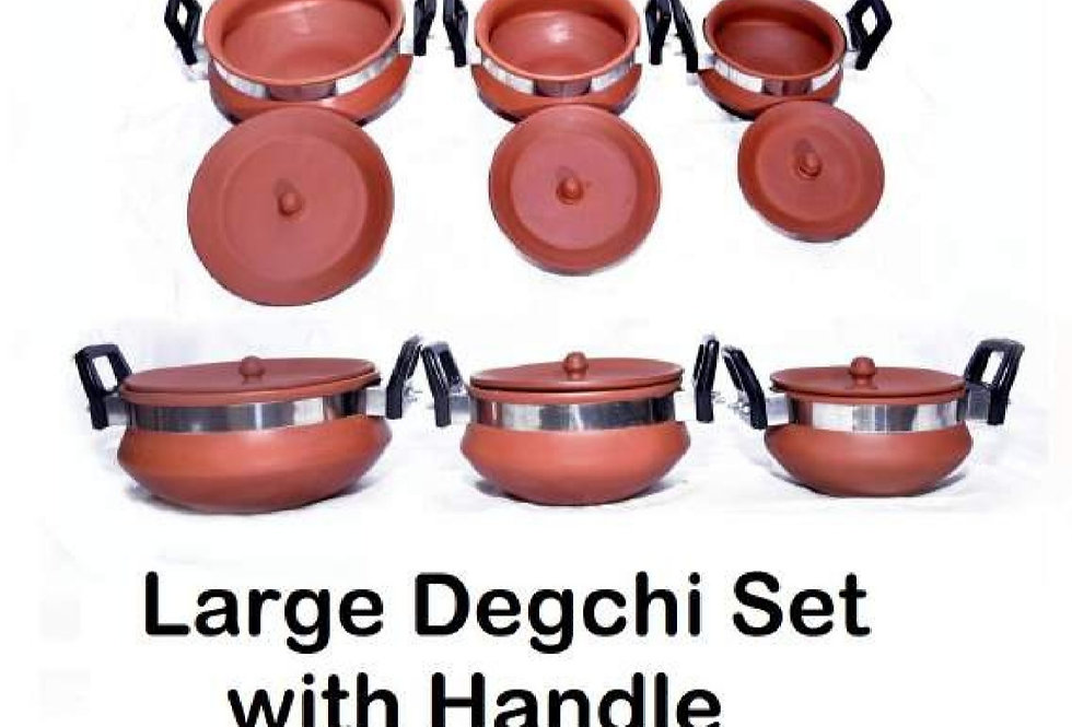Large Dengchi Set with Handle