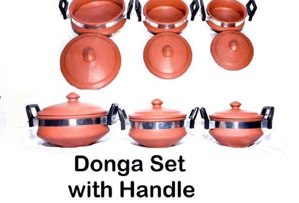 Donga Set with Handle