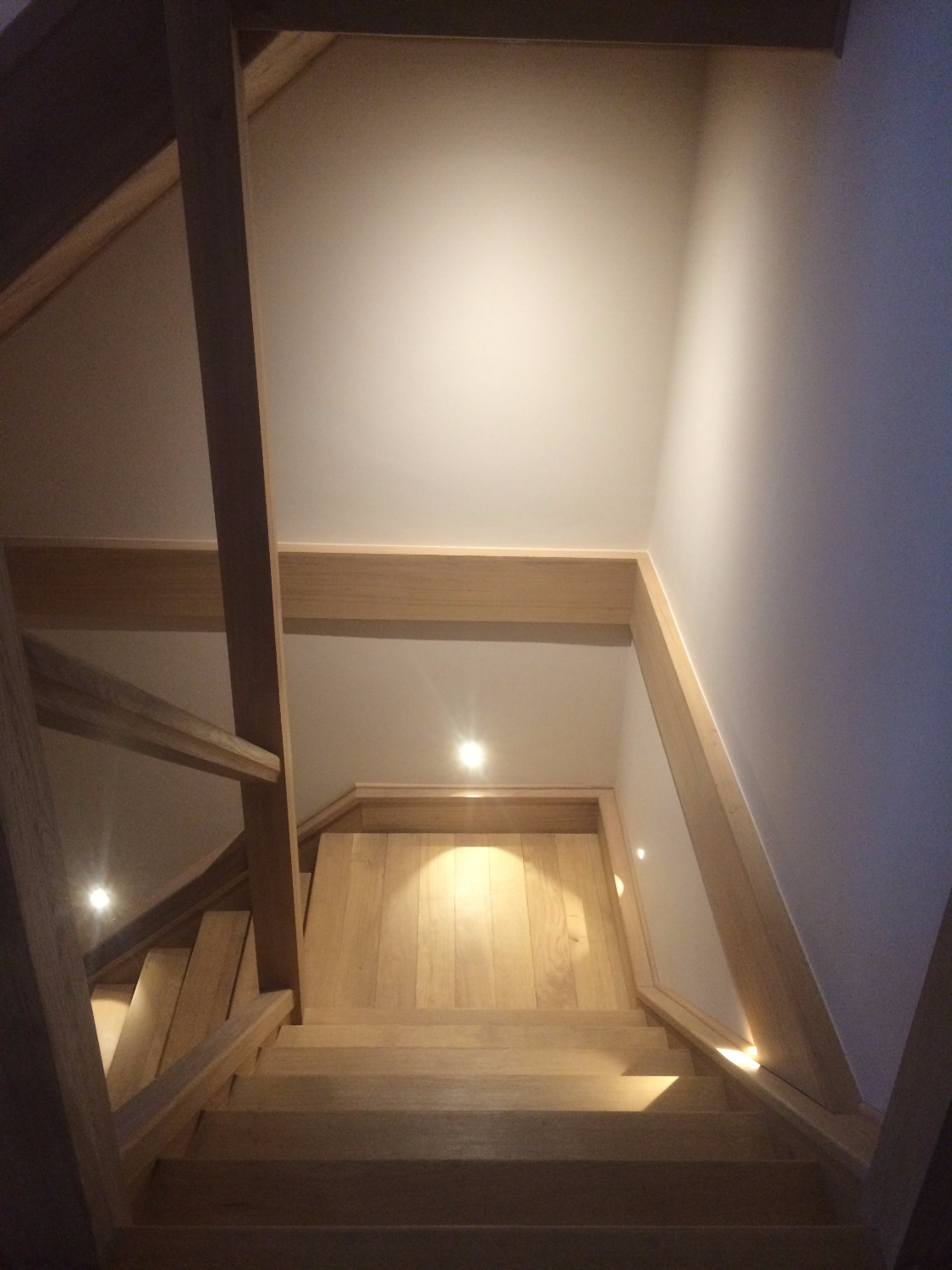 Osmo Oiled Staircase