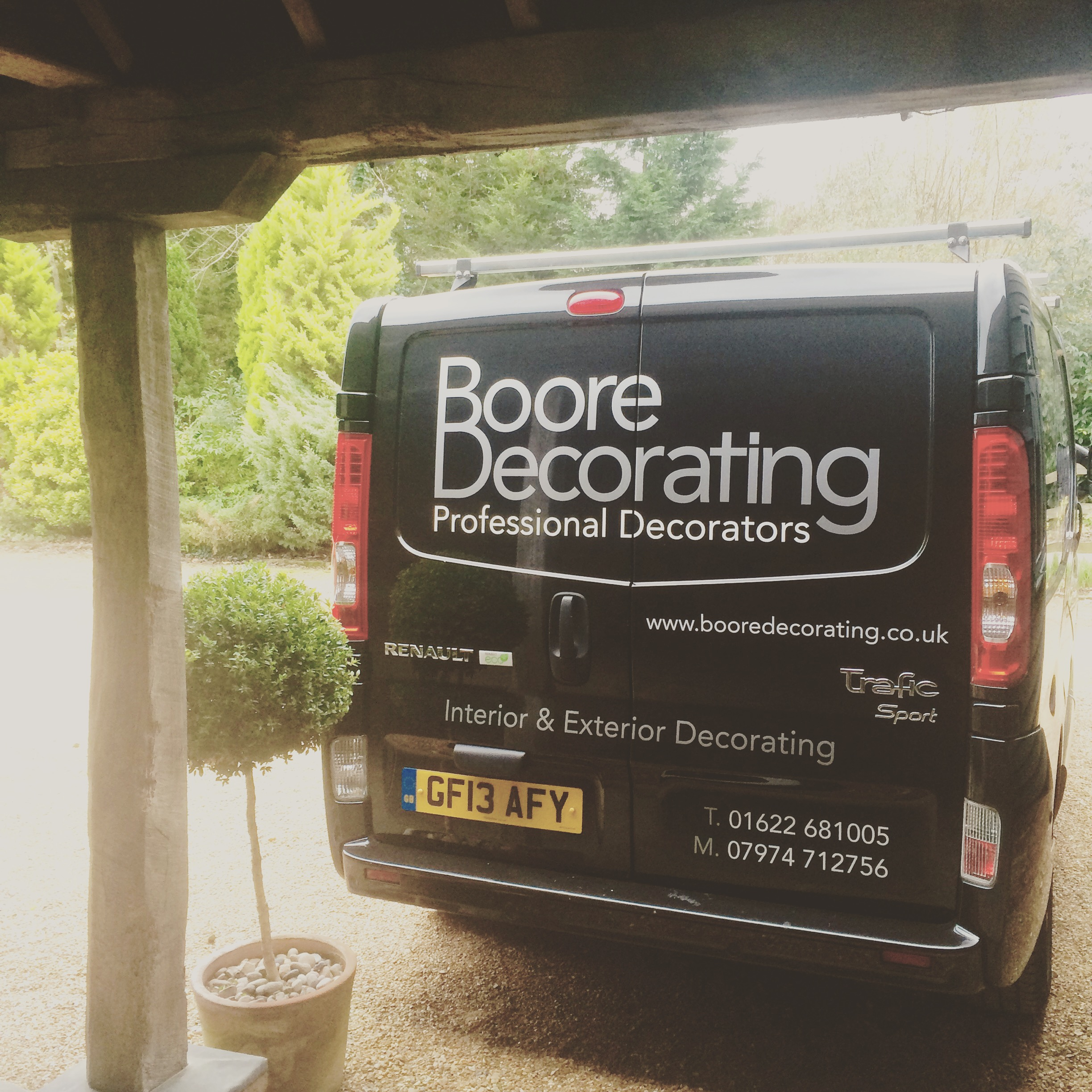 Boore Decorating