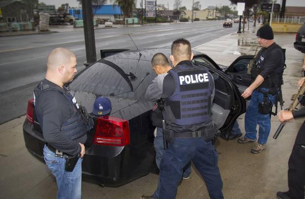 ICE raids, 2017 Source: Charles Reed/AP