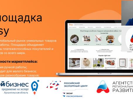 Более пятидесяти предпринимателей Поморья приняли участие в вебинаре по маркетплейсам