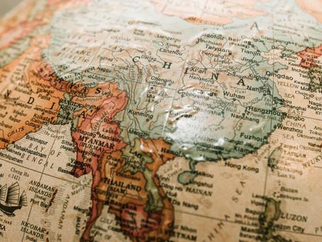 Участие в проектах в области развития на территории зарубежных стран